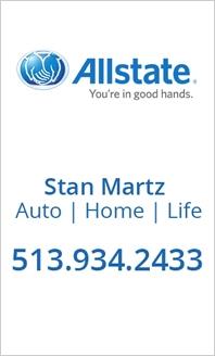 AllState - Stan Martz (Mobile Footer)