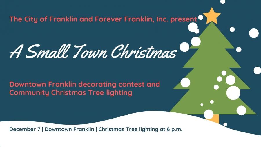 Franklin Tree Lighting